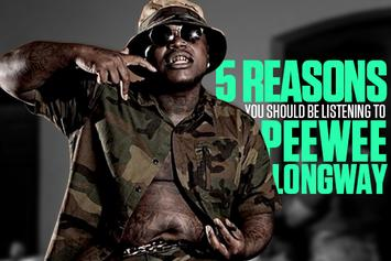 5 Reasons You Should Be Listening To Peewee Longway