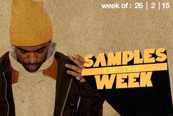 Samples Of The Week: February 26 (Big Sean Edition)