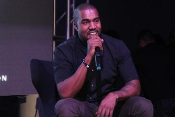 """Kanye West Speaks On His New Album, Destroying Exclusivity & """"The Ye Button"""" With Zane Lowe"""