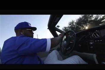 "Slim Thug ""Drophead (Freestyle)"" Video"