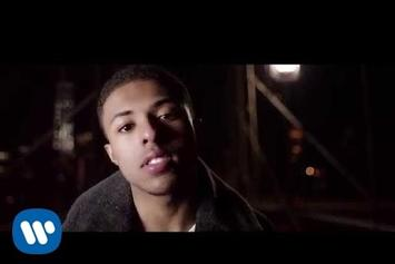 "Diggy Simmons ""Fall"" Video"