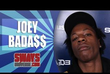 Joey Bada$$ On Sway In The Morning