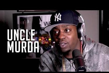 Uncle Murda on Ebro In The Morning
