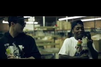 """Chris Webby Feat. Dizzy Wright """"Turnt Up"""" Video"""