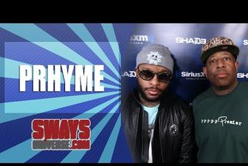 PRhyme's Sway In The Morning Interview