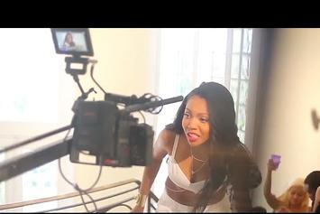 """ScribeCash Feat. Eric Bellinger """"Get On My Level"""" Behind-The-Scenes Video"""