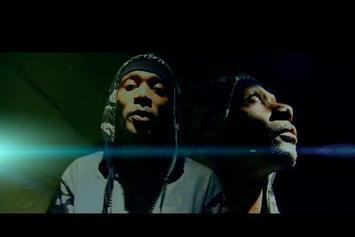 "Krayzie Bone ""Apply The Pressure"" Video"