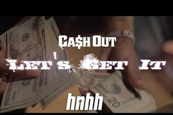 Ca$h Out Studio Vlog