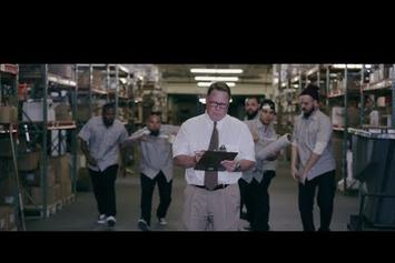 """Murs Feat. ¡MAYDAY! """"Here"""" Video"""