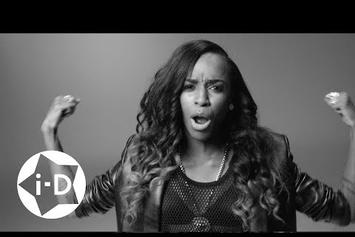 "Angel Haze ""A Tribe Called Red"" Video"