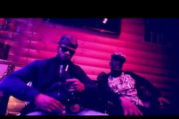 """Papoose """"Pound Cake (Freestyle)"""" Video"""