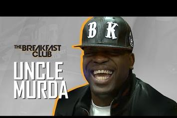 Uncle Murda On The Breakfast Club