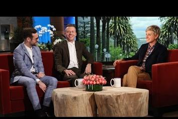 Macklemore & Ryan Lewis Discuss Grammys On Ellen