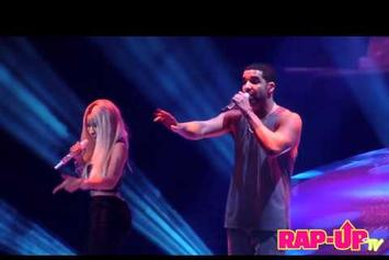"Drake & Nicki Minaj Perform ""Make Me Proud"" Live"