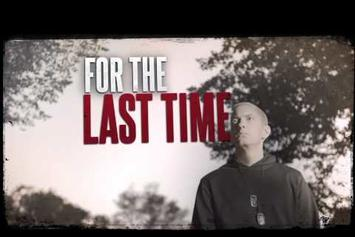 """Eminem's New Commercial For """"The Marshall Mathers LP 2"""""""