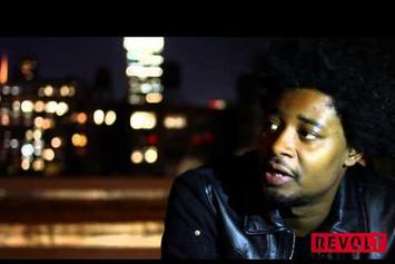 "Danny Brown Talks ""Old,"" ""Yeezus,"" & Prince"