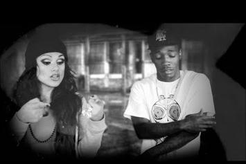"Snow tha Product Feat. Dizzy Wright ""Hopeless"" Video"