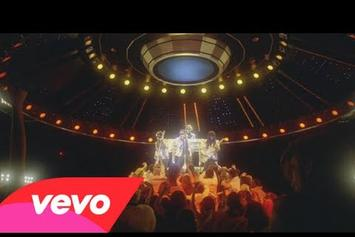 "Daft Punk Feat. Pharrell & Nile Rodgers ""Lose Yourself To Dance"" Video"
