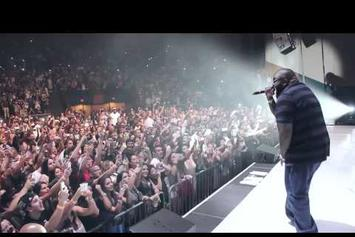 Wale Brings Out Rick Ross In Miami