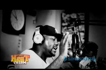 "Mistah F.A.B. ""Streetsweeper Radio Freestyle"" Video"