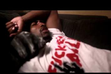"Mysonne ""Dreams & Nightmares (Freestyle)"" Video"