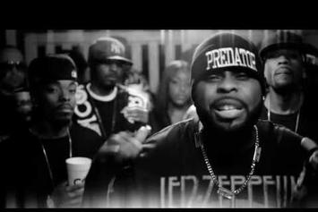 "Crooked I ""Crook 'N Porter"" Video"