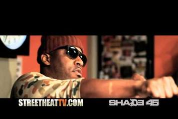 "Rocko ""One Two (In-Studio Performance)"" Video"