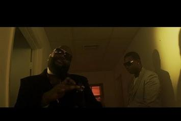 """Gucci Mane Feat. Rick Ross """"Trap House 3"""" Video"""