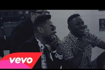 """Miguel Feat. Kendrick Lamar """"Official BTS Of """"How Many Drinks (Remix)"""""""" Video"""