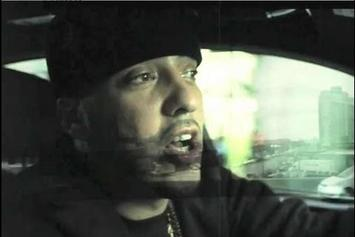 """French Montana """"State Of Mind (Trailer)"""" Video"""