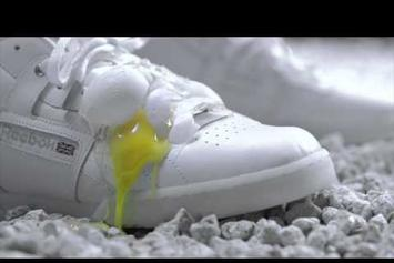 "Rick Ross ""Reebok White Hot Commercial"" Video"