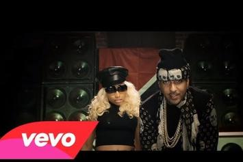 "French Montana Feat. Nicki Minaj ""Freaks"" Video"