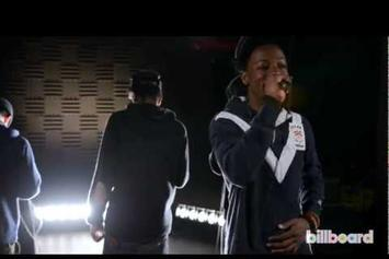 "Joey Bada$$ Feat. Pro Era ""Perform ""High School"""" Video"