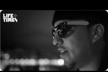 "French Montana ""Talks About Life-Changing Moment"" Video"