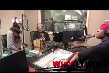 "Eve ""Funny DJ Whoo Kid Interview"" Video"