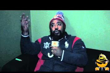 "Sean Price ""On Smoking Weed With Punky Brewster & Tori Spelling"" Video"