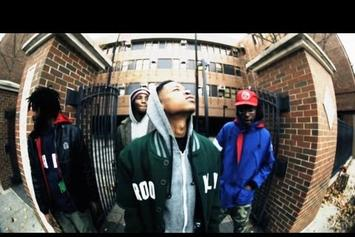 "Dyme-A-Duzin Feat. Joey Bada$$, CJ Fly & Capital STEEZ ""Swank Sinatra"" Video"