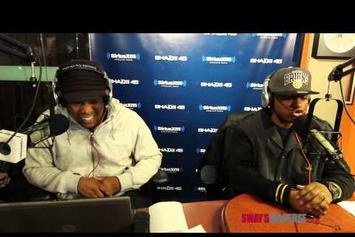 "Cassidy ""Freestyle On Sway In The Morning"" Video"