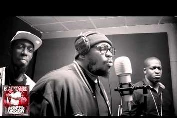 """Beanie Sigel """"""""Money Is The Mission"""" Freestyle"""" Video"""