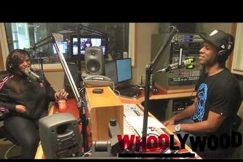 "Missy Elliott ""DJ Whoo Kid Interview"" Video"