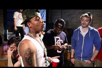"""Yung Berg Feat. Twista """"BTS Of """"I Get It In"""""""" Video"""