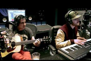 "Mike Posner Feat. Blackbear ""Stay Schemin (Acoustic Cover)"" Video"