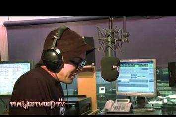 "Yelawolf ""Yonkers Freestyle (with Tim Westwood)"" Video"