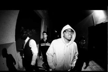 "Chris Brown Feat. Hudson Mohawke ""Real Hip Hop Shit #2"" Video"