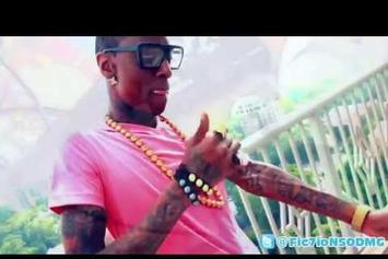 "Soulja Boy ""Teach Me How To Cook: OMG Part 2"" Video"