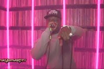 Ace Hood's Tim Westwood Freestyle