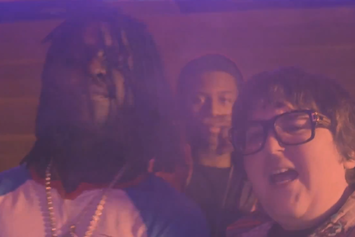"""Chief Keef & Andy Milonakis """"My House"""" Video"""