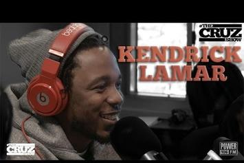 "Kendrick Lamar Recites Bars From A Verse That Didn't Make ""To Pimp A Butterfly"""