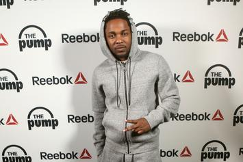 Kendrick Lamar To Throw Out First Pitch At A Dodgers Game