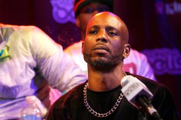 "DMX On Robbery Claims: ""If I Did It, You'd Have Known About it"""